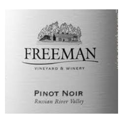 Freeman Russian River Valley Pinot Noir 2014 image