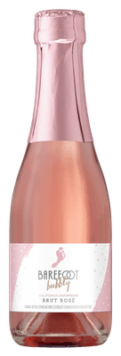 Barefoot 'Bubbly' Brut Rose 187ml