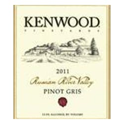 Kenwood Vineyards Pinot Gris 2016 image
