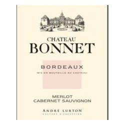 Chateau Bonnet Bordeaux Rouge 2014 image
