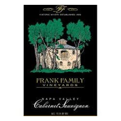 Frank Family Vineyards Cabernet Sauvignon 2014 1.5L image
