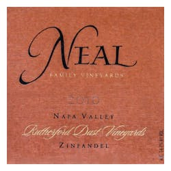 Neal Family Vineyards Cabernet Sauvignon 2013 image