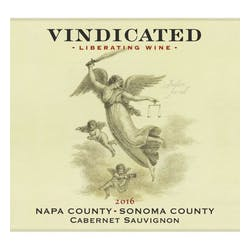 Vindicated Cabernet Sauvignon 2016 image
