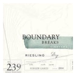 Boundary Breaks 'No. 239' Dry Riesling 2017 image