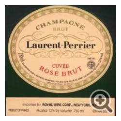 Laurent Perrier Cuvee Brut Rose NV