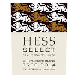 Hess Select 'Treo' Red Blend  2014 image