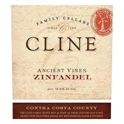 Cline 'Ancient Vines' Zinfandel 2016 image