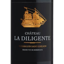 2015 CHATEAU LA DILIGENTE 750ML