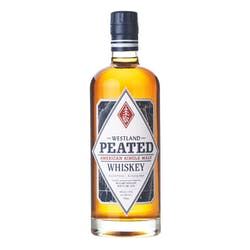 Westland 'Peated' Single Malt Whiskey 750ml image