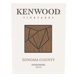 Kenwood Vineyards 'Sonoma' Zinfandel 2014 image