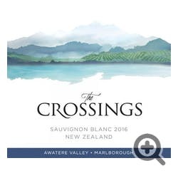 Crossings Sauvignon Blanc 2017