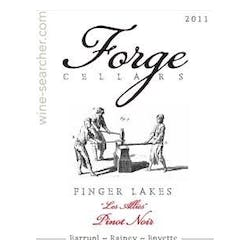Forge Cellars Pinot Noir Les Allies 2015 image
