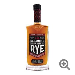 Sagamore Spirit Rye Cask Strength 114proof