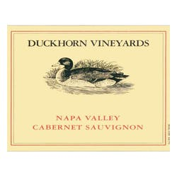 Duckhorn Vineyards Cabernet Sauvignon 2015 image