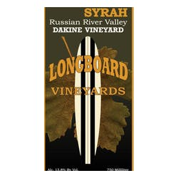 Longboard Vineyards Syrah 2014 image