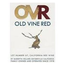 Marietta Cellars 'Old Vine Red' lot 67 OVR image