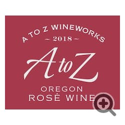A to Z Winery 'Rose' Sangiovese 2017