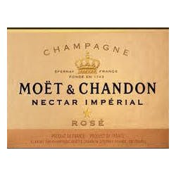 Moet & Chandon Imperial Rose Nectar NV image
