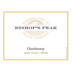 Bishop's Peak Chardonnay 2016 image
