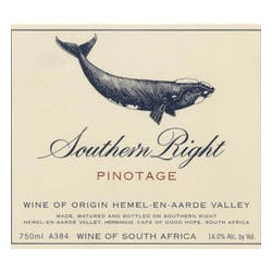 Southern Right Pinotage 2017 image
