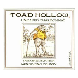 Toad Hollow Chardonnay 2016 image