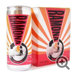 Ramona 'Ruby Grapefruit' Wine Spritz 4-250ml Cans