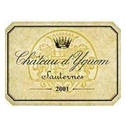 Chat d'Yquem Sauternes 2001 375ml image
