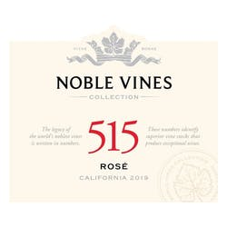 Noble Vines Rose 2017 image