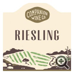 Companion Wine Co. Virm Riesling 2017 375ml Can
