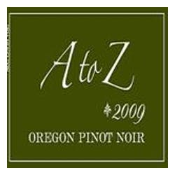 A to Z Pinot Noir 2009 image