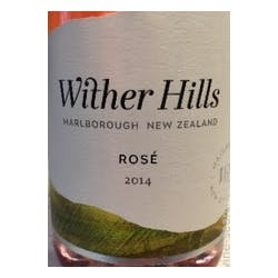 Wither Hills Rose of Pinot Noir 2017 image