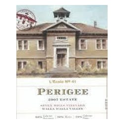 L'Ecole No 41 'Perigee' Seven Hills Vyd Red Blend 2014 image