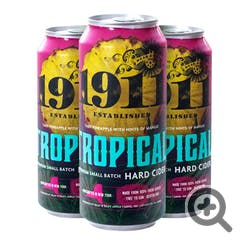 1911 Cidery 'Tropical' Cider 4-16oz Cans