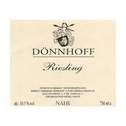 Donnhoff 'Estate' Riesling 2017