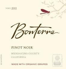 Bonterra Organically Grown Pinot Noir 2016