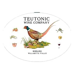 Teutonic Riesling 2016 image