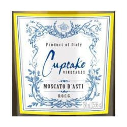 Cupcake Vineyards Moscato D'Asti DOCG 2017