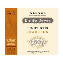 Domaine Emile Beyer 'Tradition' Pinot Gris 2016