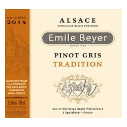 Domaine Emile Beyer 'Tradition' Pinot Gris 2016 image