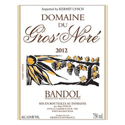 Domaine Gros Nore Bandol Rose 2017 image