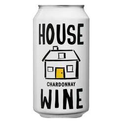 House Wine Chardonnay Can 375ml image