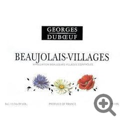 George Duboeuf Beaujolais Villages 2016