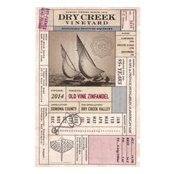 Dry Creek Vineyards 'Old Vine' Zinfandel 2015 image