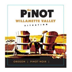 The Pinot Situation Pinot Noir 2017 image