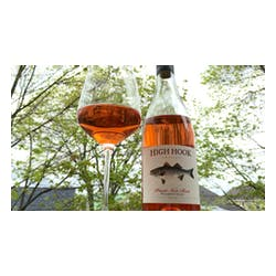 Fish Hook Vineyards High Hook Pinot Noir Rose 2017 image