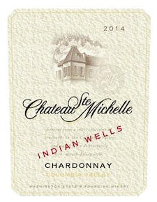 Chateau Ste. Michelle 'Indian Wells' Chardonnay 2016