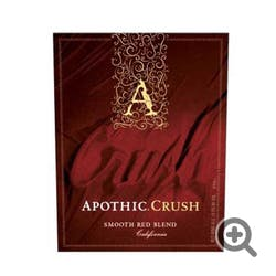 Apothic Wines 'Crush' Red Blend 2016