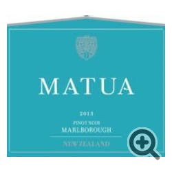 Matua Valley Winery Pinot Noir 2016
