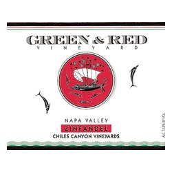 Green & Red 'Chiles Canyon' Zinfandel 2015 image