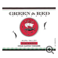 Green & Red 'Chiles Canyon' Zinfandel 2015